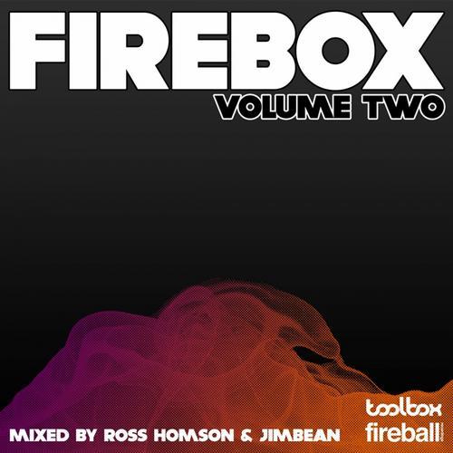 Album Art - Firebox Volume 2 - Mixed by Ross Homson & JimBean