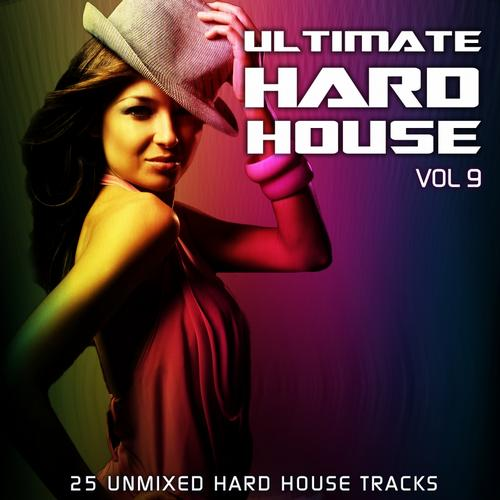 Album Art - Ultimate Hard House Vol 9