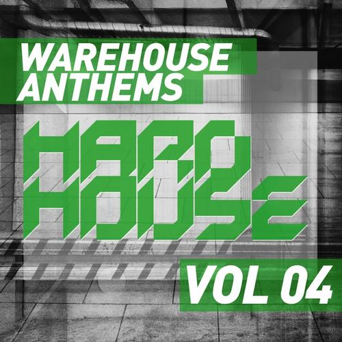 Album Art - Warehouse Anthems: Hard House Vol. 4