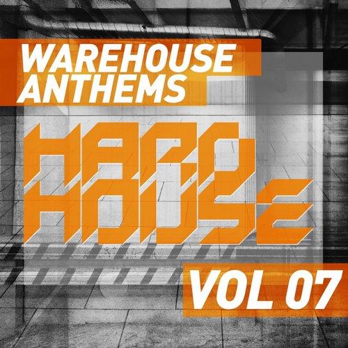 Album Art - Warehouse Anthems: Hard House Vol. 7