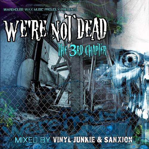Album Art - We're Not Dead (The 3rd Chapter)