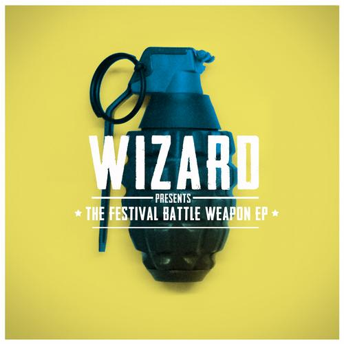 Album Art - Festival Battle Weapons EP