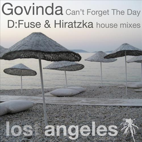 Album Art - Can't Forget The Day (D:Fuse & Hiratzka Remixes)