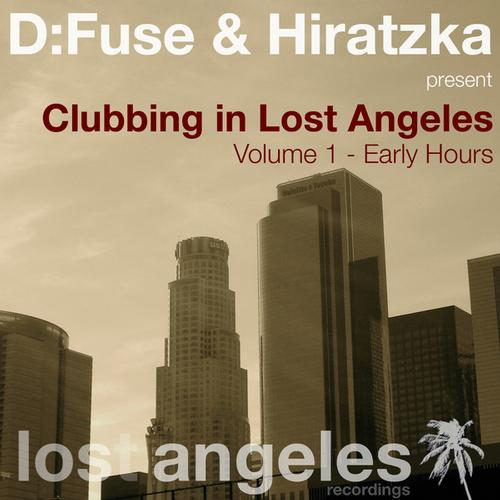 Album Art - Clubbing In Lost Angeles (Volume 1 - Early Hours )