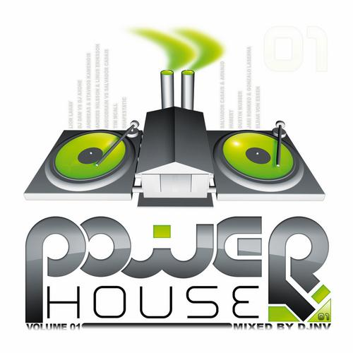 Album Art - Power House 01 (Best of Trance, Progressive, Goa and Psytrance Hits)
