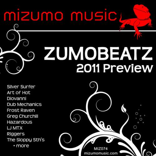 ZumoBeatz: 2011 Preview Album Art