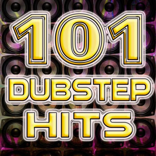 101 Dubstep Hits - Best Top Electronic Music, Reggae, Dub, Hard Dance, Glitch, Electro, Rave Anthems Album Art