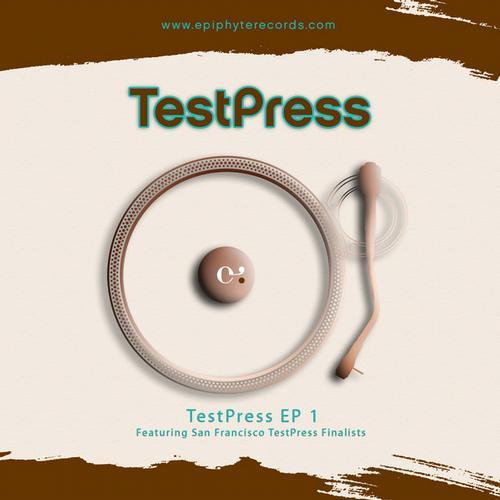 Album Art - TestPress EP 1