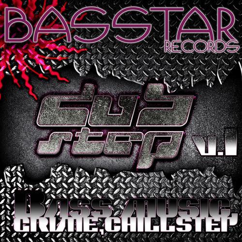Album Art - Bass Star Records Dub Step Bass Music Grime Chillstep EP's V.1