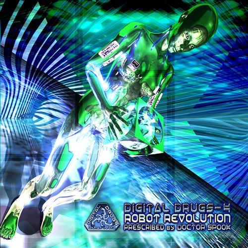 Album Art - Digital Drugs 4: Robot Revolution