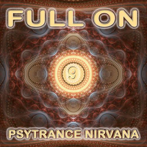 Album Art - Full On Psytrance Nirvana V9