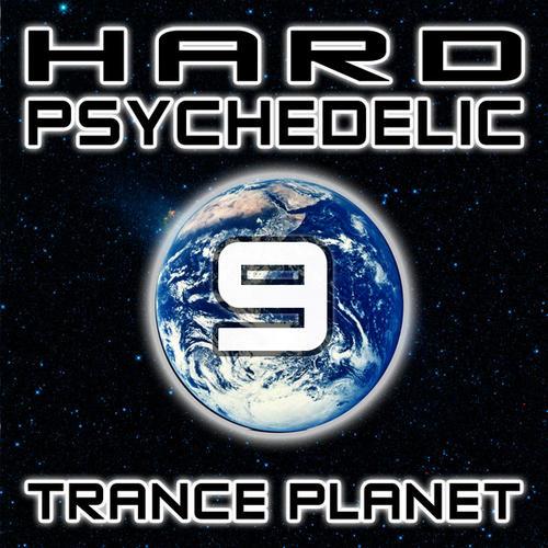 Album Art - Hard Psychedelic Trance Planet V9