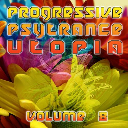 Album Art - Progressive Psytrance Utopia V8