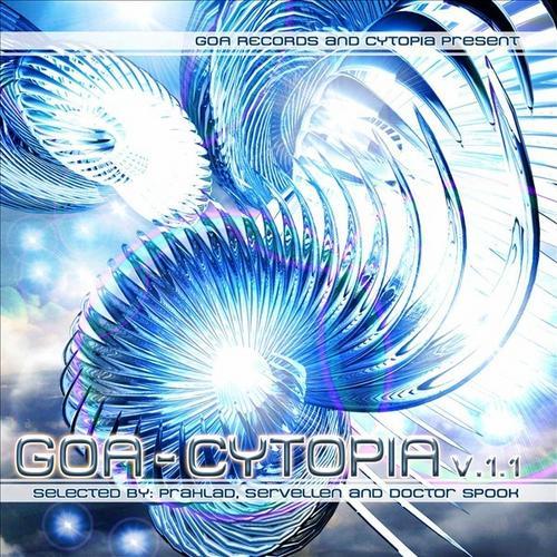 Album Art - Goa-Cytopia Volume 1