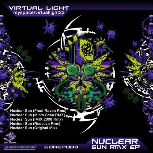 Album Art - Nuclear Sun Remixes EP1