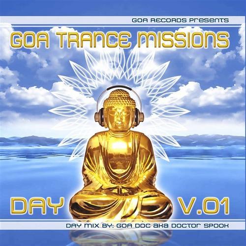 Album Art - Goa Trance Missions Volume 1 Day