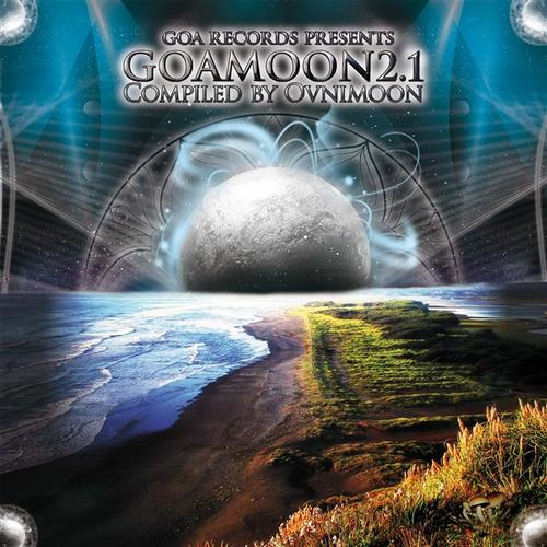 Album Art - Goa Moon Volume 2.1 Compiled & Mixed By Ovnimoon