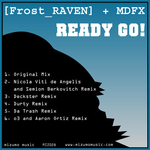 Album Art - Ready Go!
