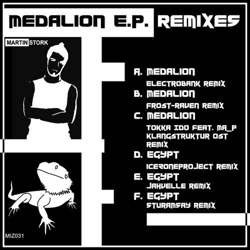 Album Art - Medalion EP