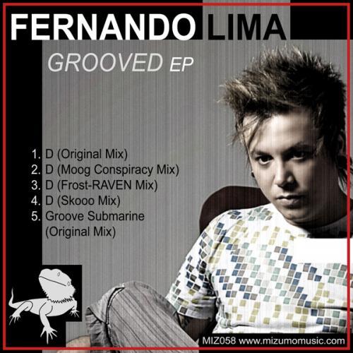 Album Art - Grooved EP