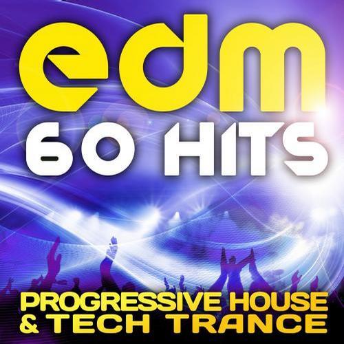 Album Art - EDM Progressive House & Trance (60 Top Hits)