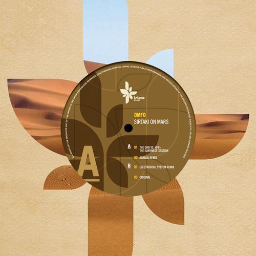 Album Art - Sirtaki On Mars