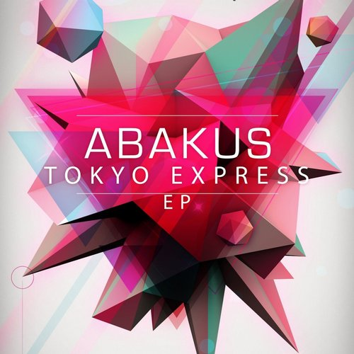 Album Art - Tokyo Express EP