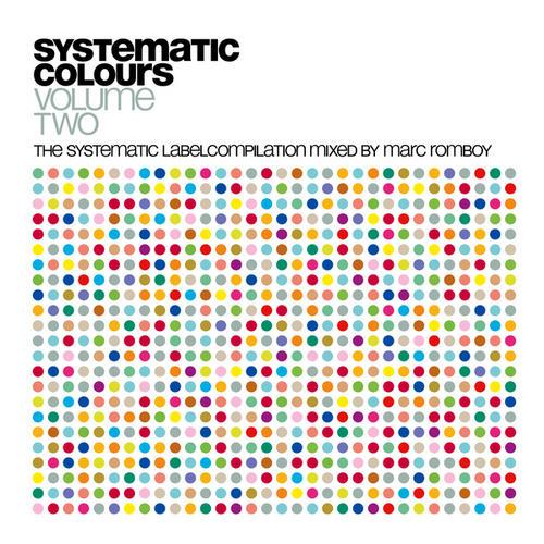 Album Art - Systematic Colours Volume 2