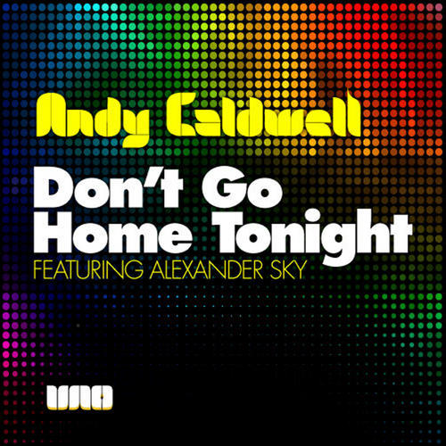 Album Art - Don't Go Home Tonight (Part 1)