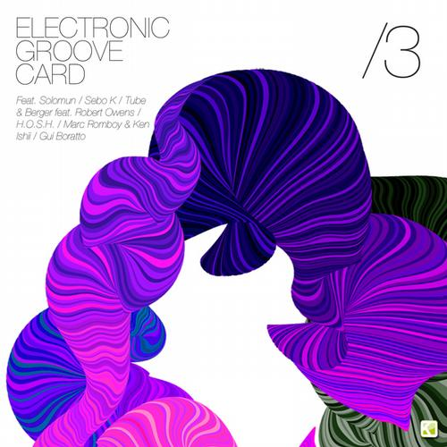 Album Art - Electronic Groove Card 3