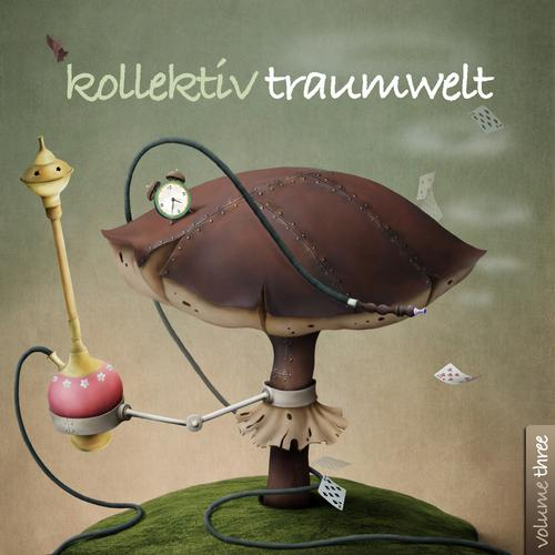 Album Art - Kollektiv Traumwelt, Vol. 3