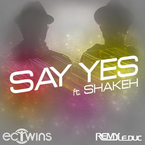 Album Art - Say Yes EP