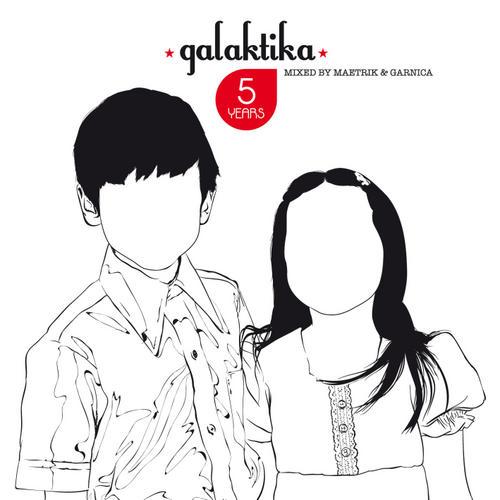 Album Art - 5 Years Of Galaktika (incl. Continuous DJ Mixes)
