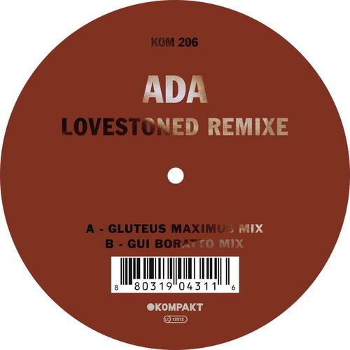 Album Art - Lovestoned Remixes