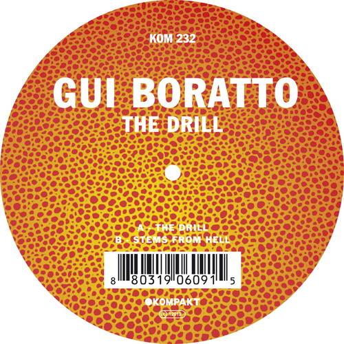 Album Art - The Drill