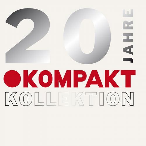Album Art - 20 Jahre Kompakt / Kollektion 1