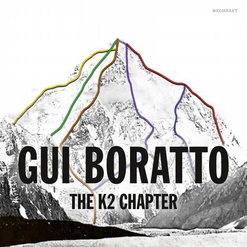 Album Art - The K2 Chapter