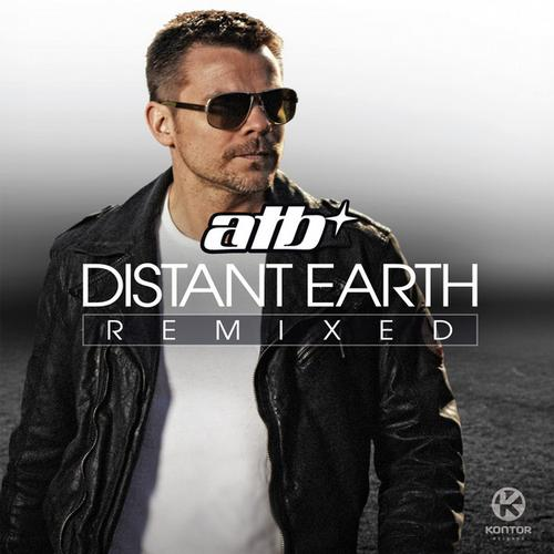 Distant Earth Remixed Album Art