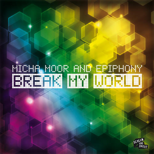 Album Art - Break My World