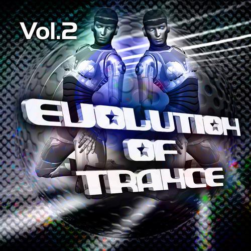Album Art - Evolution of Trance, Vol. 2 (Essential and Pure Trance Pounder)