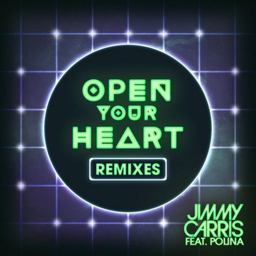 Open Your Heart - Remixes Album