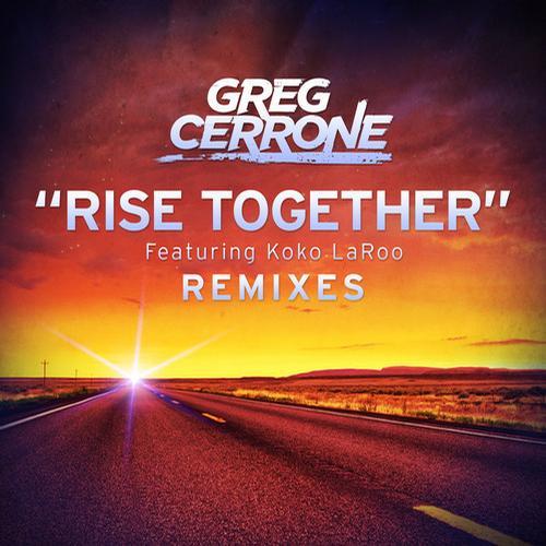 Album Art - Rise Together - Inpetto Remix
