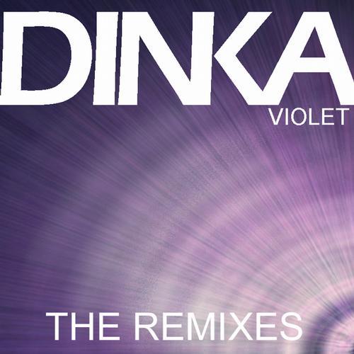 Album Art - Violet (The Remixes)