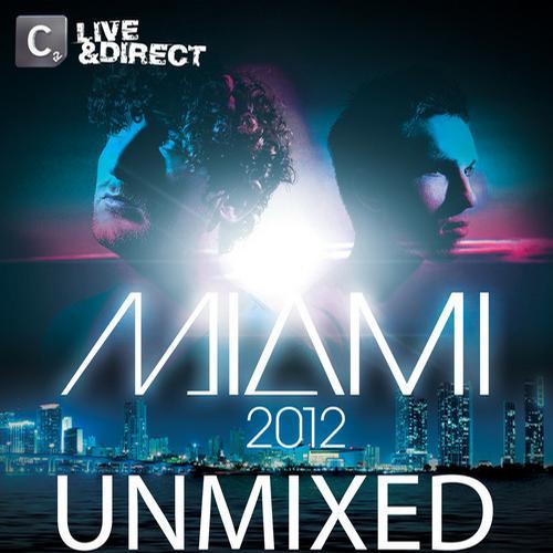 Album Art - Miami 2012 - Unmixed DJ Format