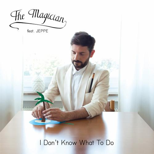 Album Art - I Don't Know What to Do - EP