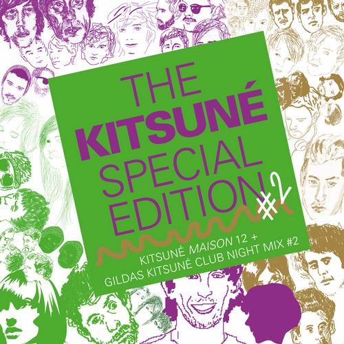 Album Art - The Kitsune Special Edition #2 (Kitsune Maison 12 + Gildas Kitsune Club Night Mix #2)