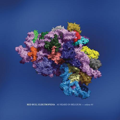 Album Art - Red Bull Elektropedia - As Heard In Belgium