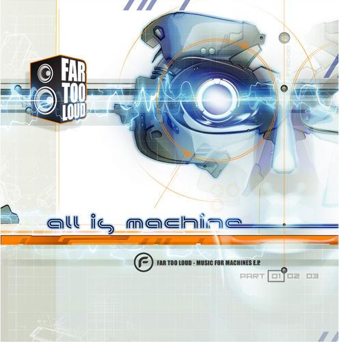 Album Art - Music For Machines (Part 1)