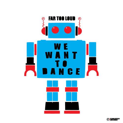 Album Art - We Want To Dance / Banana Boy