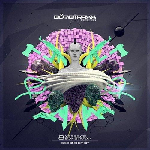 Album Art - Second Drop: 8 Years Of Bombtraxx